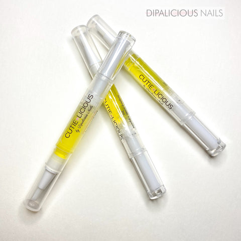 Cutie-licious Cuticle Oil - 3ML BRUSH PEN