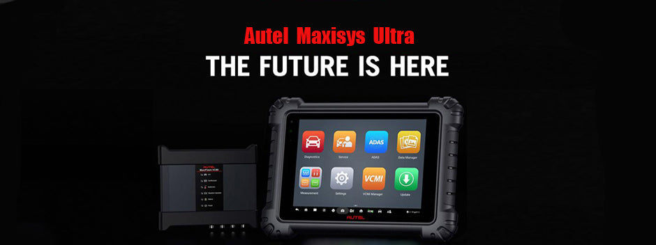 【NEW RELEASE】 Autel Maxisys Ultra Intelligent Vehicle Diagnostic Tool