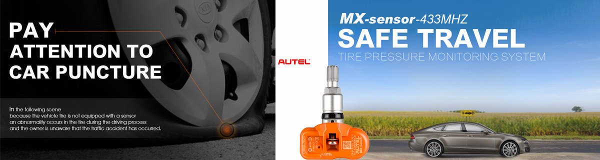 why buy autel mx-sensor 433mhz