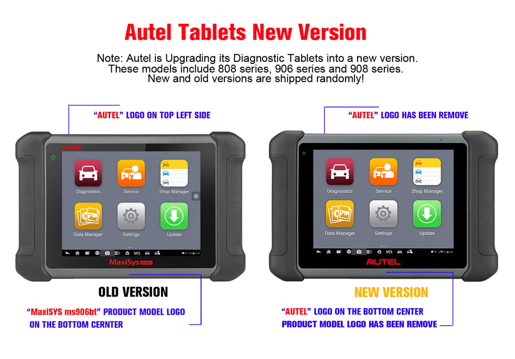 autel ms906ts new version