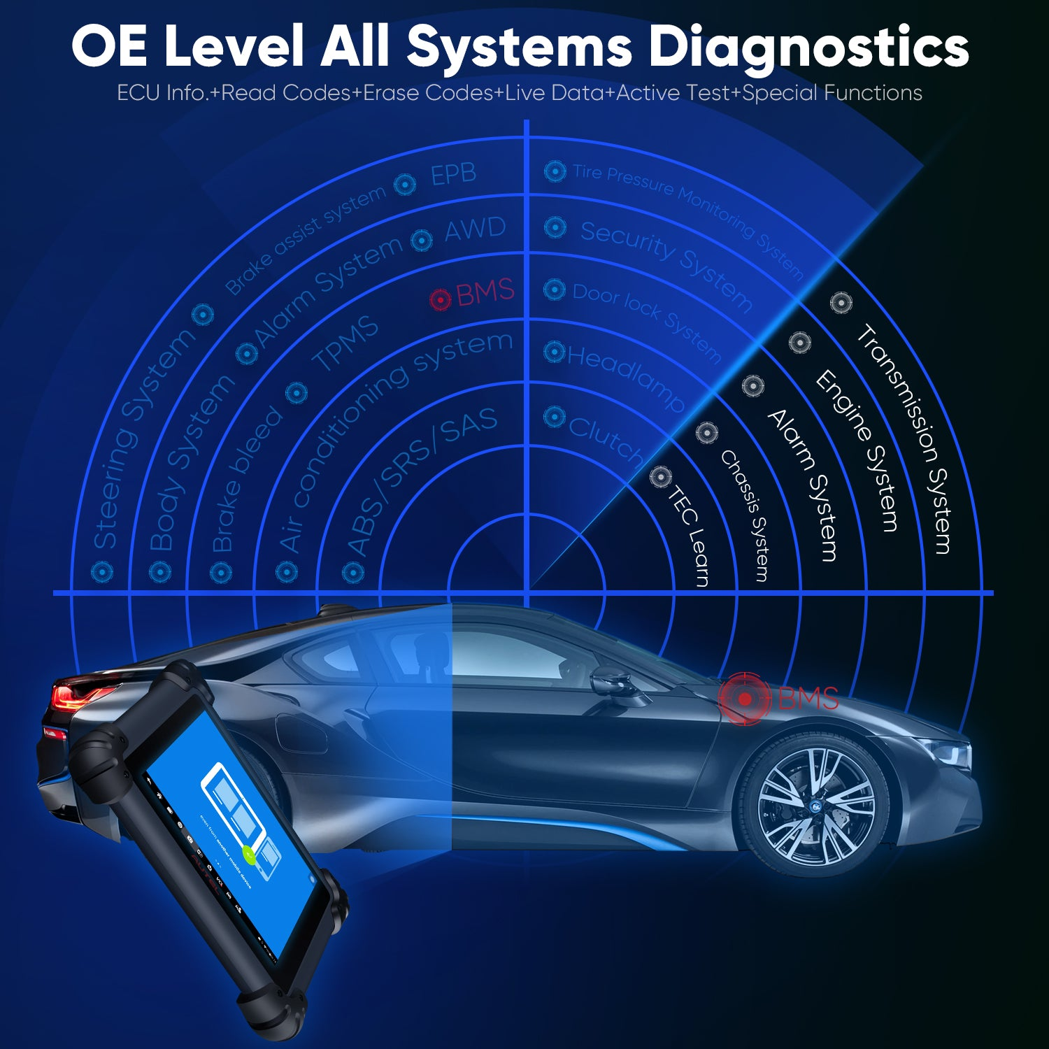 maxisys ms908s pro all system diagnostic