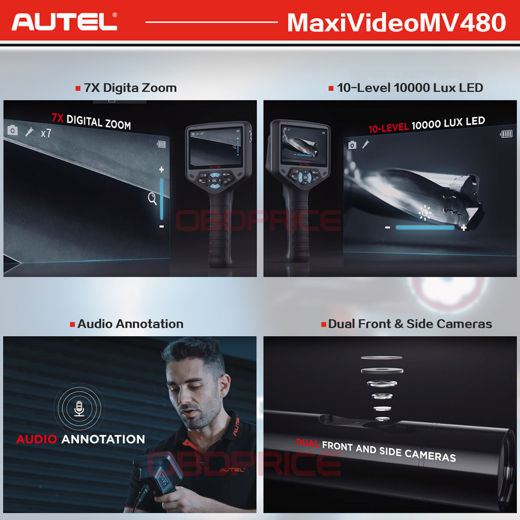 Autel MV480 outstanding features