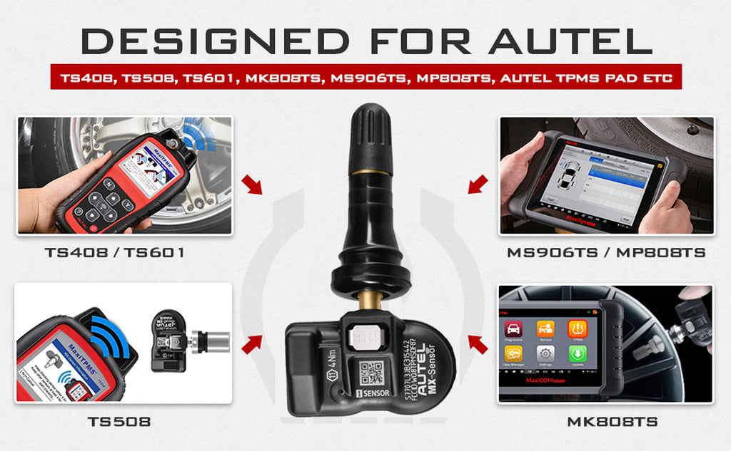 autel 2in1 sensor for autel maxitpms tools