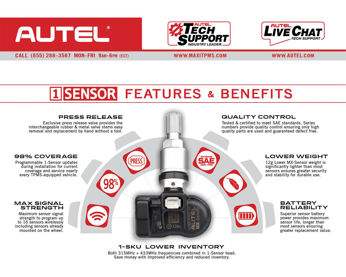autel mx-senor 2 in 1