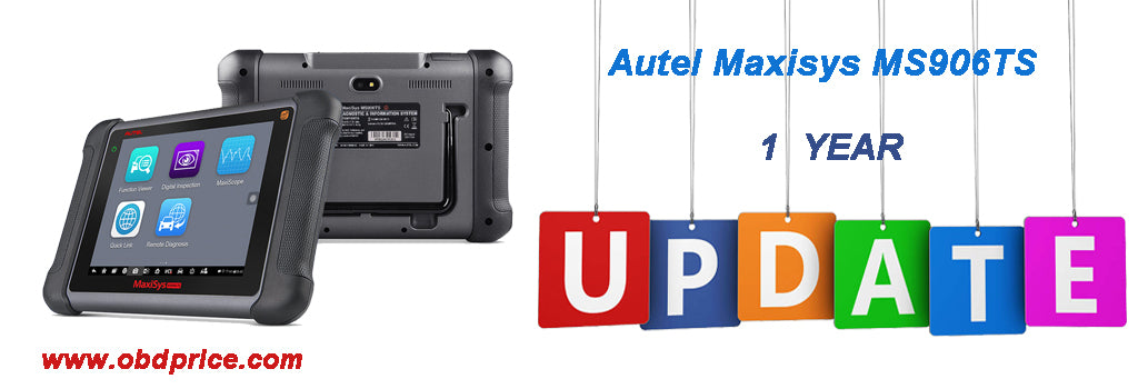 autel maxisy ms906ts update price