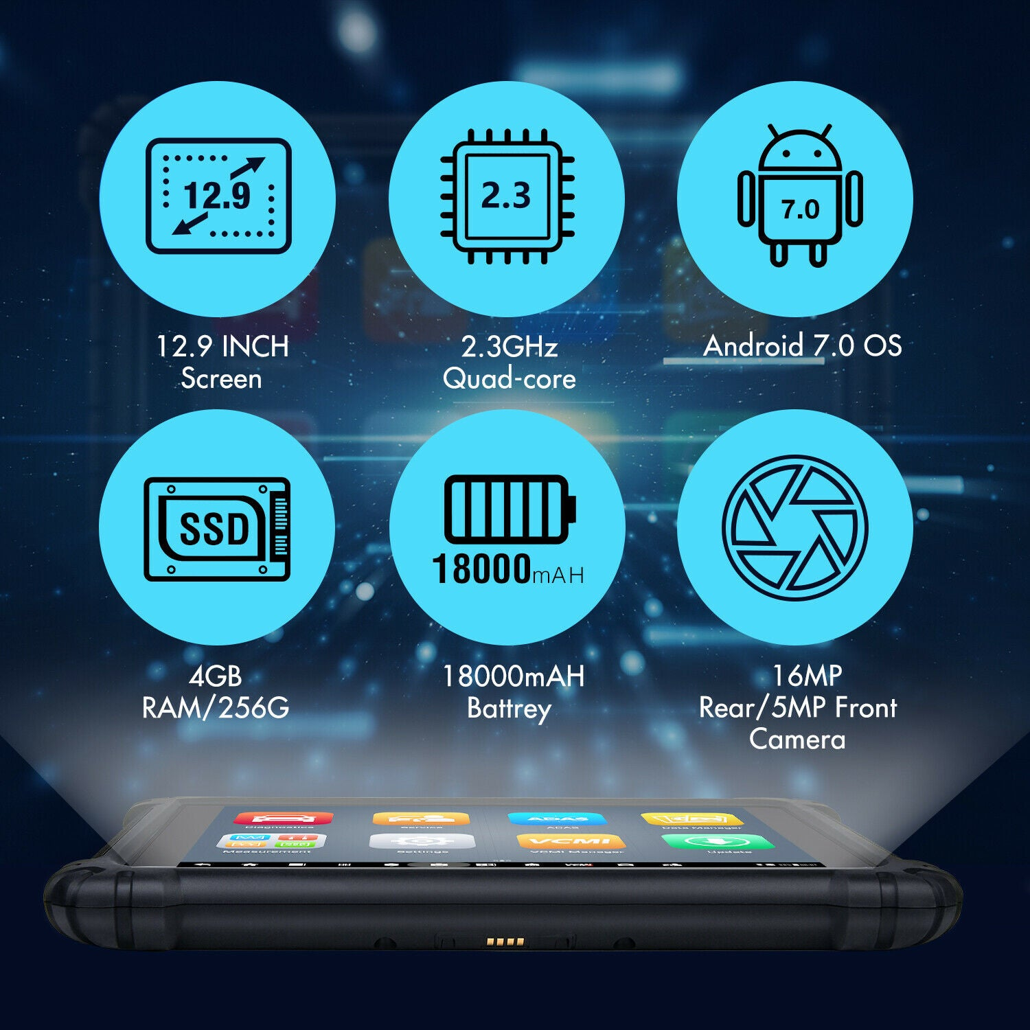 autel ultra specifications