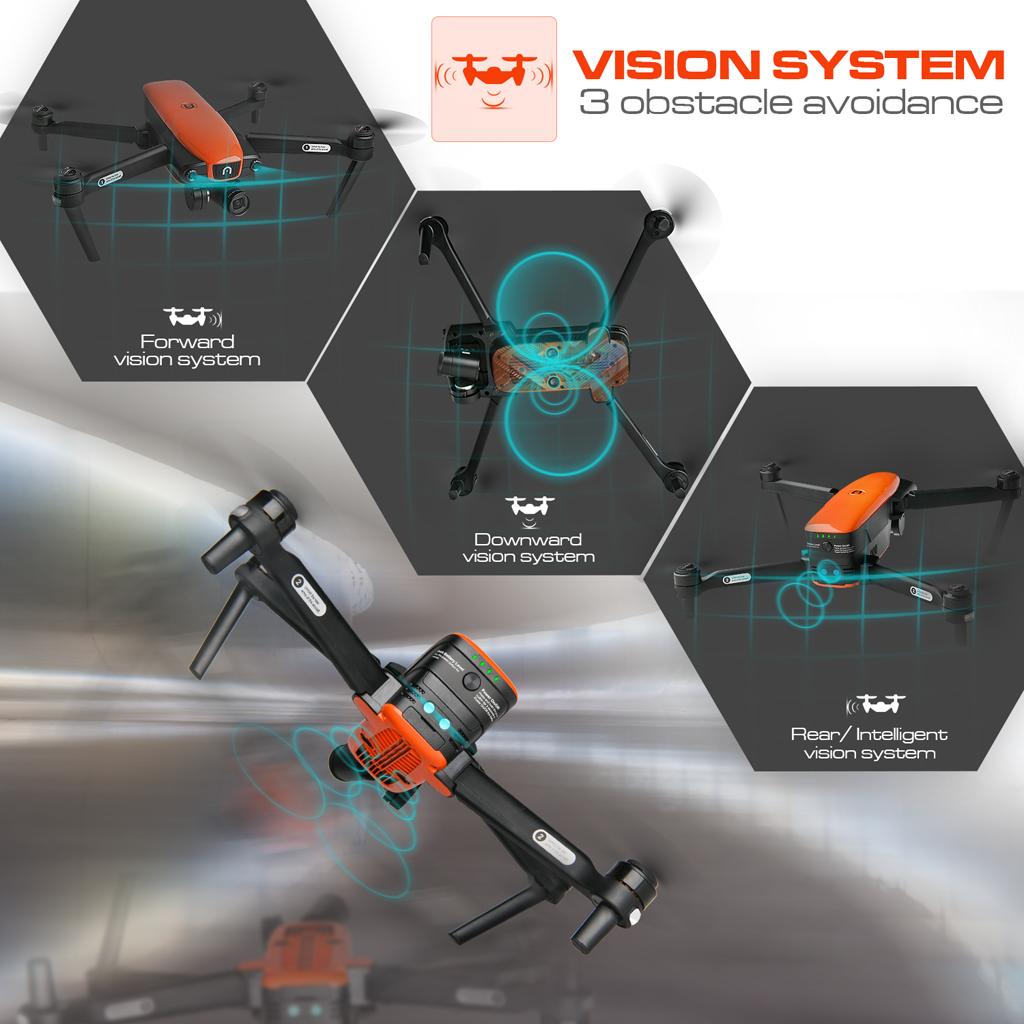 autel drone obstaclable