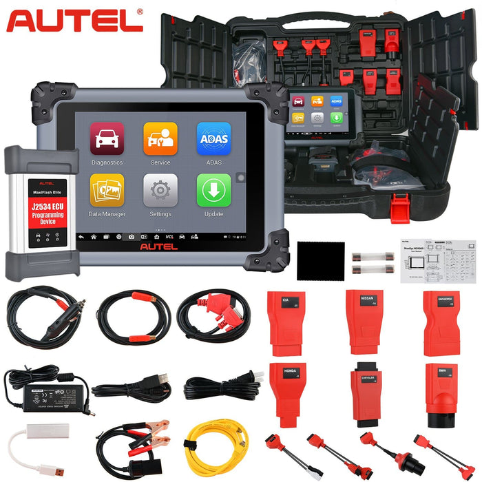 autel maxisys ms908s pro package content