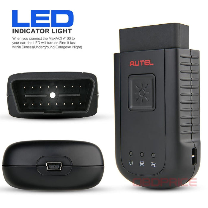 Autel ms906bt Bluetooth box