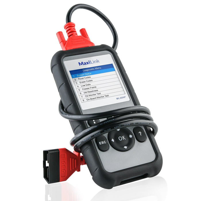 maxilink ml609p with obd cable