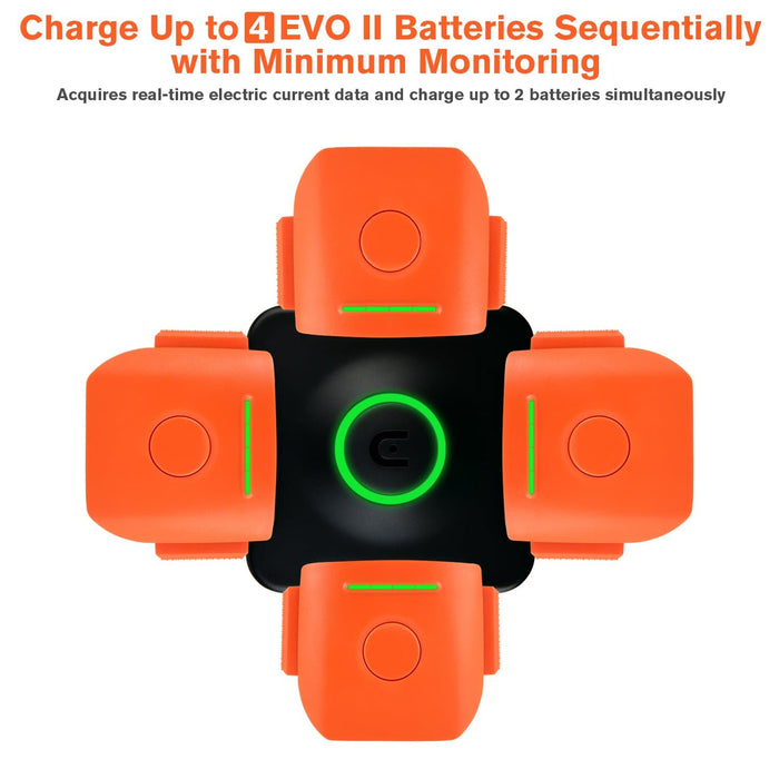 evo 2 battery charger