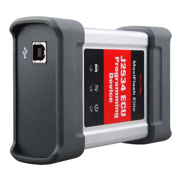 Autel MaxiFlash Elite J2534 ECU Programming Tool bottom interface