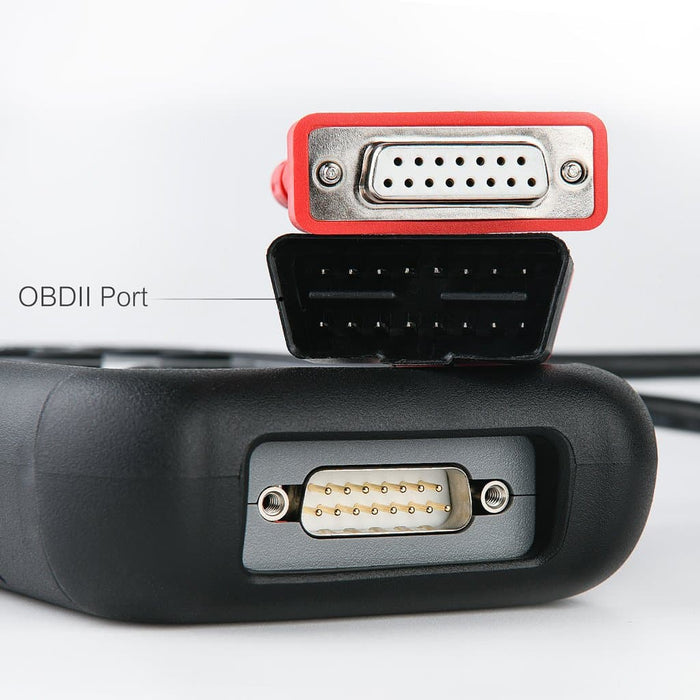 Autel md806 pro obd2 scanner interface