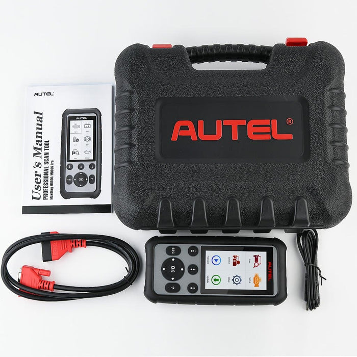 Autel md806 pro package list