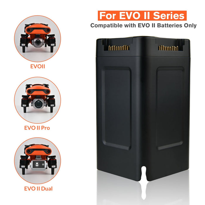 evo ii series charging hub