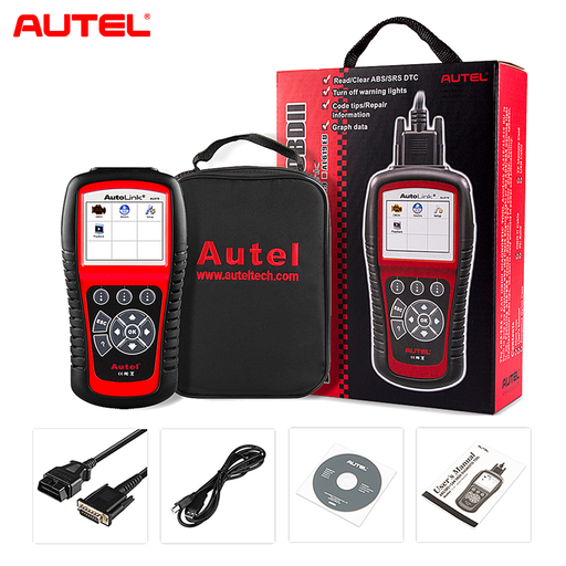 autel autoliank al619 package
