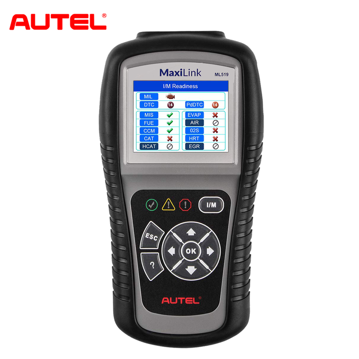 Autel MaxiLink ML519 AL519 OBD2 Scanner CAN Code Reader
