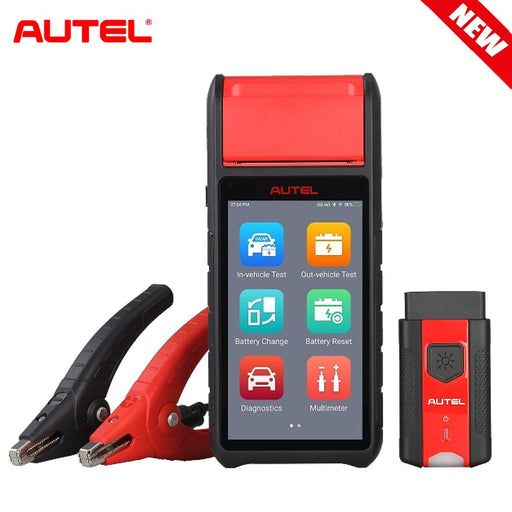Autel MaxiBAS BT608 Car Battery Tester Vehicle Battery & Electrical System Analyzer Circuit Tester