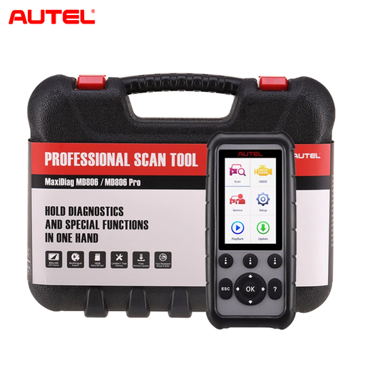 Autel maxidiag md806 package