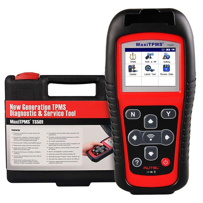 autel tpms diagnostic tools ts501