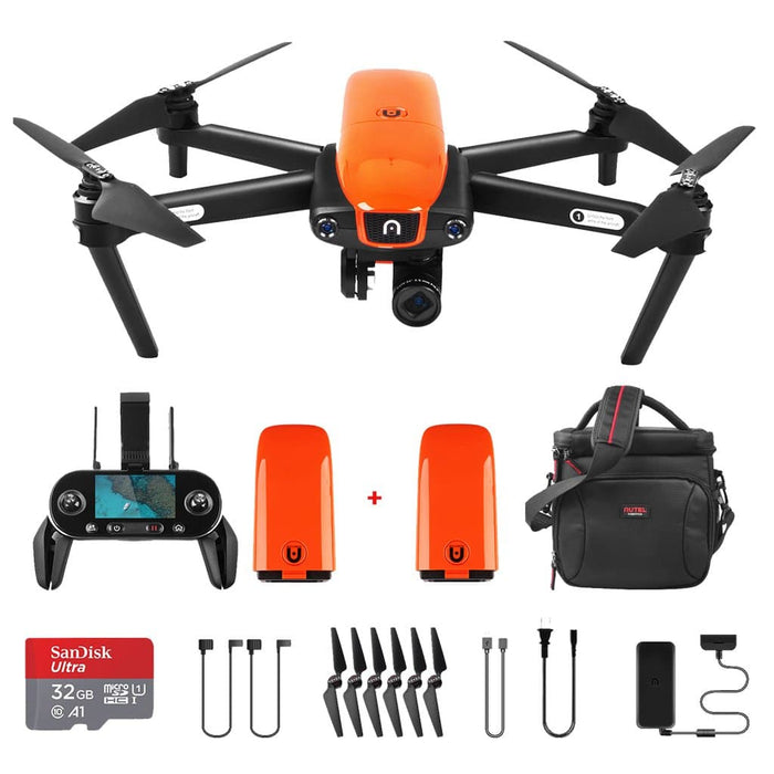 Autel Robotics EVO drone package list