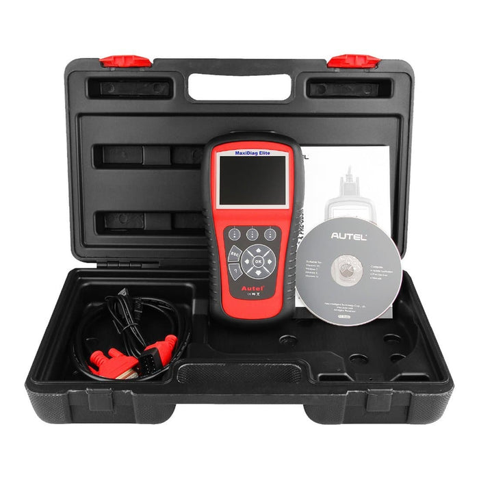 autel md802 complete package