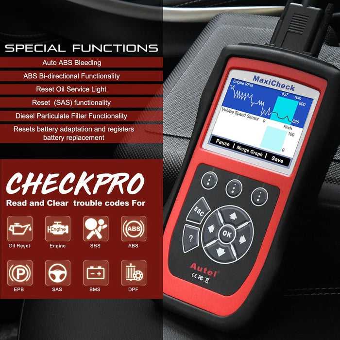 maxicheck pro features