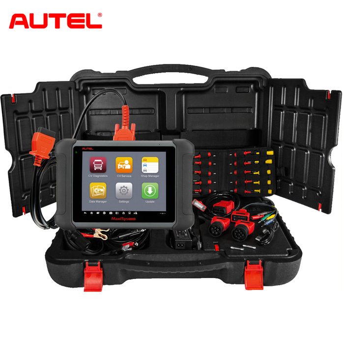 Autel Maxisys MS906CV Commercial Vehicle Heavy Duty Diagnostic Scanner