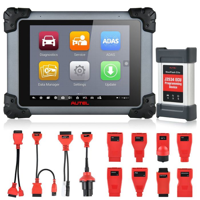 Autel Maxisys MS908SP MS908S Pro OBD2 Diagnostic Scanner ECU Programming Upgrade of MS908P MK908P