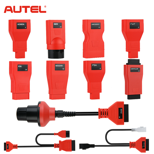 autel ds808 / mp808 adapters