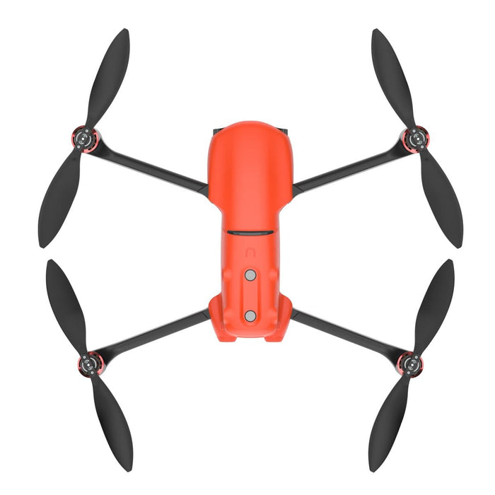 evo ii drone top view