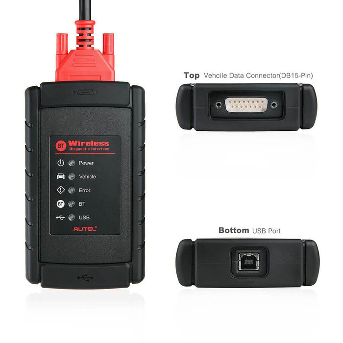 autel mk908 vci bluetooth scanner