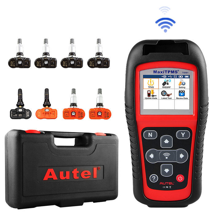 autel maxitoms ts501 kit
