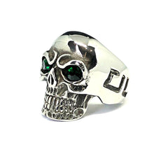 Load image into Gallery viewer, DL Skull Ring