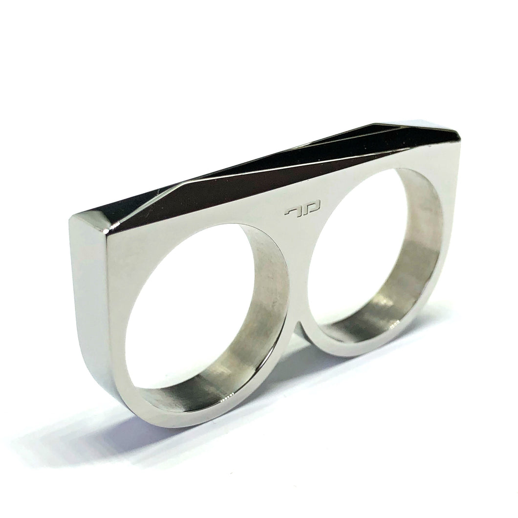DL Double finger ring