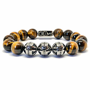 Golden Tiger Eye Classic Deluxe Bracelet