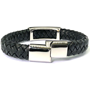 DL Leather Bracelet