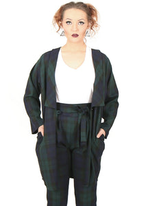 Vietto Plaid jacket