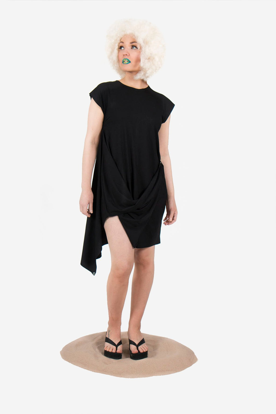 Vietto summer Popper dress