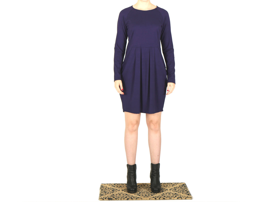 Vietto Long sleeve Tulip dress