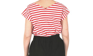 Vietto Stripe top