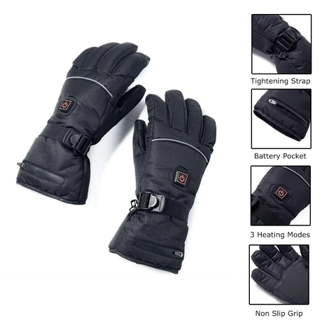 Lava Gloves™ - Electric Heated Gloves