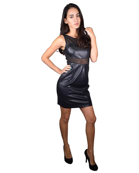 Empire Waist Bandage Dress
