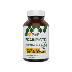 BrainBiotic- Brain Health Probiotics