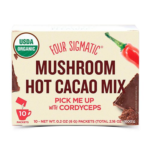 Four Sigmatic Mushroom Hot Cacao with Cordyceps