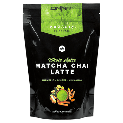 Onnit Whole Spice Matcha Chai Latte