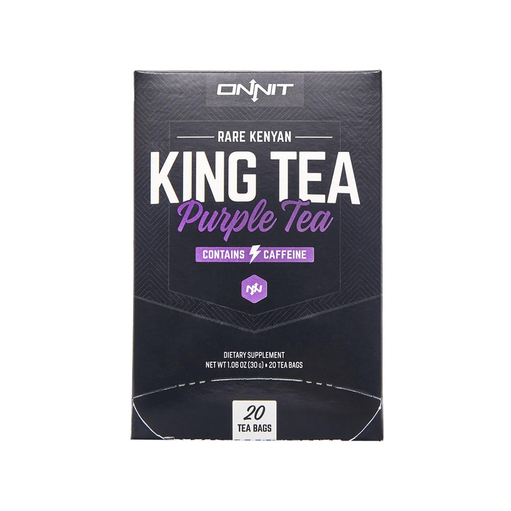 Onnit King Tea - Purple Tea