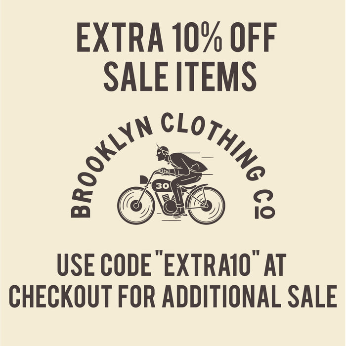 Additional 10% Off Sale
