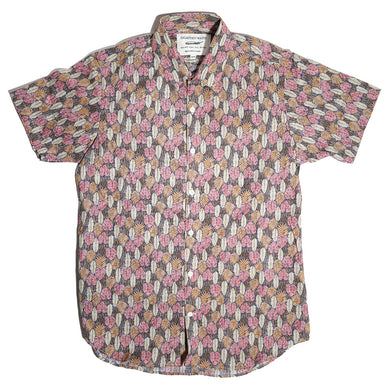Dylan Faded Tropics Short Sleeve