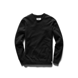 Mid Weight Crewneck pullover - Black